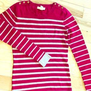 Banana Republic Wool blend long sleeve top  XS